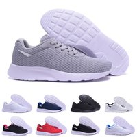 Wholesale women shoes size 45 for sale - Group buy Male Female Tanjun Running Shoes High Quality Comfortable Light Sneakers Classic Walking Trainers Size for Man Woman D0724