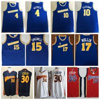 tim hardaway achat en gros de-Hommes Stephen Curry d'or