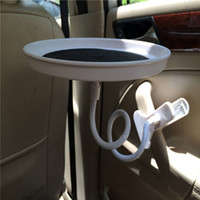 Wholesale cup holders cars for sale - Group buy Adjustable Car Cup Holder Drink Coffee Bottle Car Organizer Accessories Tray Automobiles Table for Burgers Potato Chips