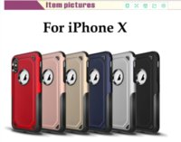 Wholesale iphone soft edges for sale – best Future Hybrid Rugged Impact PC Soft TPU Case For iPhone X XR XS Max Samung S7 Edge S8 S9 S10 Plus Note A6 A8