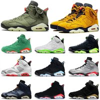 Wholesale boys sneakers size 13 for sale - Group buy Jumpman Hare Travis Scotts s DMP basketball shoes Air Camo Black Infrared Retro Gatorade Sports mens Sneakers size