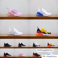 Wholesale black girl tiger resale online - Best Quality Youth Children Girls shoe Designer Shoes Boys White Hot Punch Pink Tiger Black Sports Kids Sneakers Outdoor Trainers