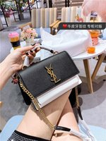 Wholesale women s fashion designers handbags genuine Leather shoulder bags Crossbody Bag Tote purse handbag message bag size CM with BOX