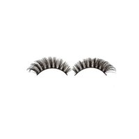 Wholesale best natural false lashes for sale - Group buy Best Seller Pairs D D Mink Natural False Eye Lashes Set cruelty free clear Handmade