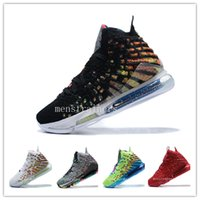 Wholesale top big bang resale online - Top Quality Future Mens Basketball Shoes s Shuth Beach Lakers Media Day Big Bang Sports Trainers Size