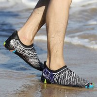 Wholesale quick drying shoes men resale online - GAOKE Summer Breathable Sandals Couple Shoes Sapato Feminino Sandalias Mujer Quick Dry Lightweight