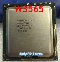 Wholesale processor server for sale - Group buy Processor INTEL W3565 CPU processor GHz LGA1366 MB L3 Cache Quad Core server