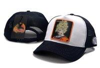 Wholesale men's sun hats resale online - Designers Of The Men s Baseball Caps New Fashion Ninja Hats Gold Embroidered Bones Men s And Women s Sun Sport Hats B