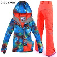 Shop Gsou Snow Jacket Pants UK | Gsou Snow Jacket Pants free