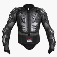 Wholesale jacket body protector resale online - upbike Motorcycle Full body armor Protection jackets Motocross racing clothing suit Moto Riding protectors turtle Jackets S XL