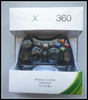 Wholesale Gamepad For Xbox Wireless Controller For XBOX Controle Wireless Joystick For XBOX360 Game Controller Gamepad Joypad fast DHL