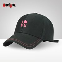Wholesale duck tails for sale - Group buy nJnqO Hat new women s sunscreen cute Harajuku embroidered long tail with hat baseball cap Butterfly baseball cap women wear bowknot duck ton