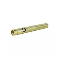 Wholesale direct e cig resale online - Factory direct supply mah button e cig battery vaporizer pen tank vape pen JL