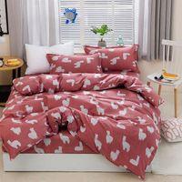 Wholesale ivory quilt cover resale online - alpaca Printing Duvet Cover Sets King Activity Bedding sets RU USA EU AU Size Quilt cover Sheet Set Bedroom Bedding Bed Linen