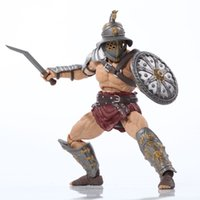 "Anime toy figureXesRay 7 inch action figure NO.001 combatants Fight for Glory Medocus ""Reaper"""
