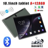 Wholesale actions inch tablet resale online - 18TFactory direct sales tablet inch tablet new Android tablet dual card dual standby Bluetooth spot