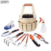 Wholesale tool garden resale online - Garden Tool Set Set Multi Functional Garden Kit Practical Trowel Rake