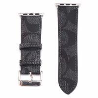 Wholesale Summer Couples Watchband tide Fashion Paris Show Luxury Watchband For mm mm mm mm Designer Smart PU Applewatch Watch Straps B