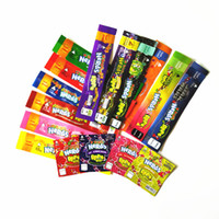 Wholesale Nerds rope Bites exotic bag Nerds Rope Empty Packaging bas Nerds Rope Nerdsrope Gummy bags