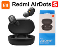 Xiaomi Redmi Airdots S TWS Wireless Bluetooth 5.0 Earphones Stereo Bass With Mic Handsfree Noise Reduction Tap Control