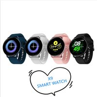 Wholesale waterproof cameras for sale for sale - Group buy Hot sale X9 Smart Bracelet Fitness Tracker Smart Watch Heart Rate Watchband Smart Wristband For Apple iPhone Android Phone with Retail Box