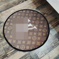 Wholesale prints charming for sale - Group buy 3 Patterns Quick Dry Mats Fashion Printed Design Bathroom Mat Indoor Non slip Personality Charm Round Mats