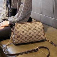 Wholesale fashion retro vintage purse handbag resale online - Lady Embossing Retro Handbag New Fashion Design Vintage Tote For Female Pvc Luxury Purse Large Capacity Women Shoulder Bag