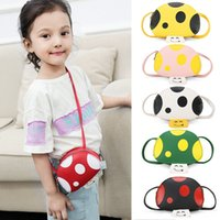 Wholesale accessories little bags for sale - Group buy 4PVTU New children s cartoon coin purse cute little girl Accessories wallet satchel wallet shoulder messenger bag years old fashion
