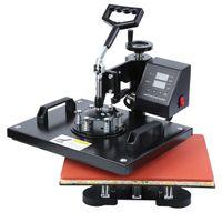 Single Function 1400W Heat Press Photo T-shirt Sublimation Transfer Machine 30X38cm Hot Press Clothing Printing Machine