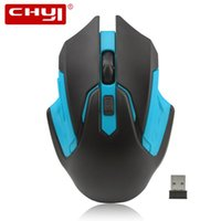 Wholesale new 3d games pc for sale - Group buy Cordless Optical Gaming Mouse Adjustable DPI Gamer Ghz D Wireless Mouse Game Computer Mice For PC Laptop New
