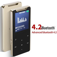 Wholesale Cgjxs Foreign Trade New Touch Button Mp3 Player Student Recorder Portable Music Walkman Mp4 Support Bluetooth Recording Multifunction