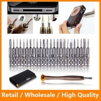 Wholesale watch opening tool for sale - Group buy New In Precision Torx Screwdriver Set Opening Repair Tools Kit For Iphone Pc Cellphone Camera Watch Electronics