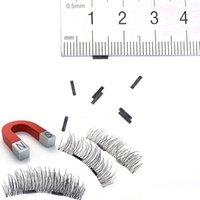Wholesale magnetic sheeting resale online - Pro Natural Reusable Magnet Sheet for D Magnetic False Eyelashes Extension Handmade Eye lashes Magnet
