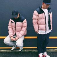 Hot Sale 2020 Men Casual Down Jacket Down shark Coats Mens Man Winter Coat outwear Hoodie Jackets Couple ladies jacket cotton