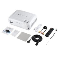 Wholesale control video game resale online - LESHP Remote Control P LCD Projector Portable Video Multimedia Home Cinema Theater Game Projector HDMI VGA for Laptop TV