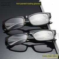 peindre lunettes achat en gros de-No Painting painting presbyopic swing glasses single presbyopic glasses 907