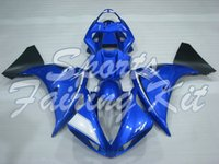ingrosso abs plastica yzf r1-Carenature per YZFR1 2009-2011 Abs carenatura YZF R1 10 11 Plastic carenature YZF1000 R1 2011