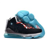Wholesale big bang 12 for sale - Group buy Mens the Future James Hot Basketball What Shoes s South Beach Lakers Media Day Big Bang Designer Purple Dynasty Sport Sneakers Us