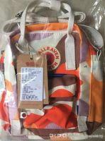 Wholesale mom backpacks resale online - Discount L Fjallraven Kanken Bag Camouflage Waterproof Fashion Luxury Design Canvas Bags Mom Bags Computer Bags Sport Backpacks Hangbags