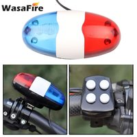 Wholesale electronics scooter for sale - Group buy Wasafire LED Bike Light Bicycles Bell Electronic Horn Siren for Kid s Bike Scooter Bicycle Accessories