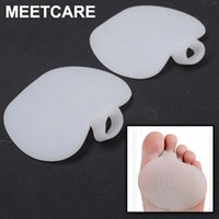 Wholesale apple care for sale - Group buy Apple Shape Forefoot Pads Applies High heeled shoes Metatarsal Ball Foot care Orthotics Insoles Relieve Former Palm Pain