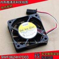 Wholesale sanyo 24v fan for sale - Group buy SANYO WF0624H7D03 V FANUC cm CNC machine fan A mm cooling fan cooler