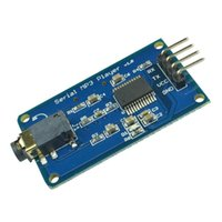 Wholesale arm mp3 player resale online - YX5300 UART Control Serial MP3 Music Player Module for Arduino AVR ARM PIC
