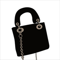 Wholesale princess handbags resale online - Designer new Crocodile pattern mini Princess bag leather handbags shoulder bag messenger bags leather chain bag small square bags clutch