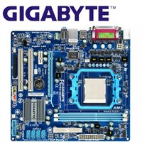 Wholesale ddr3 mainboard for sale - Group buy GIGABYTE GA M68MT S2P Motherboard A Socket AM3 DDR3 G Desktop Mainboard For Phenom II Athlon Systemboard M68MT S2P Used