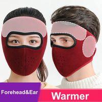 Wholesale full driver for sale - Group buy 2020 New Designer Full Face Cover Mask Flannel Winter Outdoor Sport Warm Biker Cyling Motor Driver Ski Mask Reusable Washable Mask