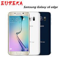 Wholesale v phones for sale - Group buy refurbished Original Samsung Galaxy s6 edge g925 A T V P Octa Core GB RAM GB ROM LTE MP Unlock Phone