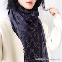 Wholesale womens scarfs for sale - Group buy Fashion Designers New luxurys High quality winter New womens scarf Men shawl woman Wool scarves