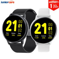 Wholesale ecg watches for sale - Group buy 2020 New S30 Smart Watch Man ECG Heart Rate watches Body Temperature Sleep Monitor Waterproof Smartwatch for Android IOS For Buds Active2