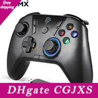 Wholesale usb pc game controller for sale - Group buy Easysmx Esm Wireless Usb Gamepad Joystick Game Controller With Dual Vibration For Pc Ps3 Android Xiaomi Tv Box Controller T191227